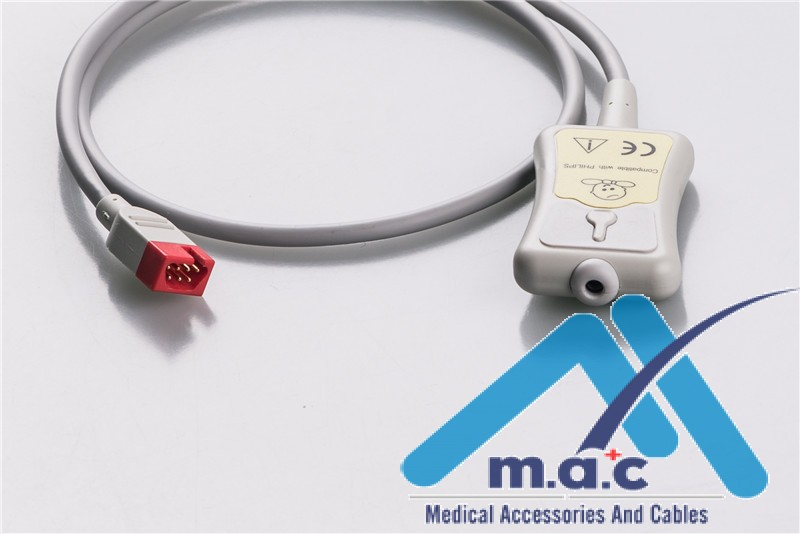 Toco and ultrasound Transducer AD-UFT-001