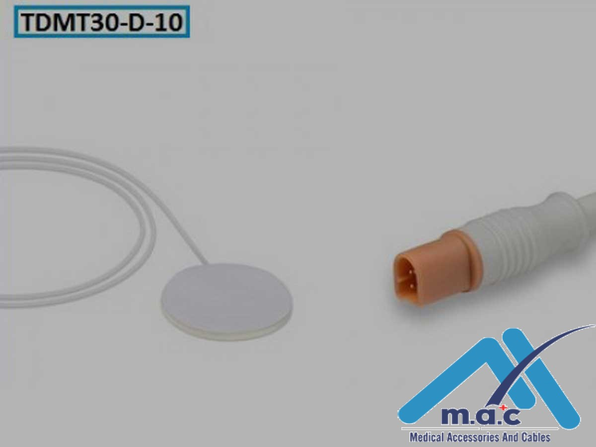 Mindray / Datascope Compatible Disposable Temperature Probes