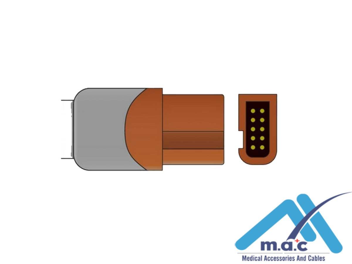 Spacelabs Temperature Adapter 700-4000-00