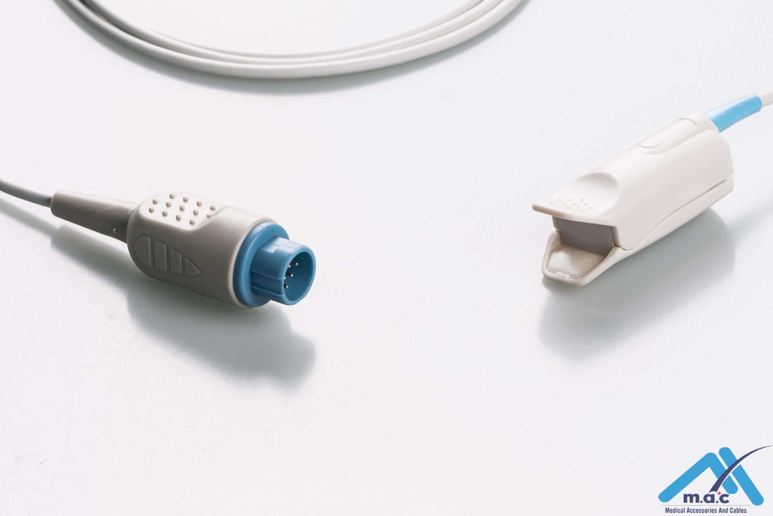 Nihon Kohden Reusable Spo2 Sensor U4M10-16