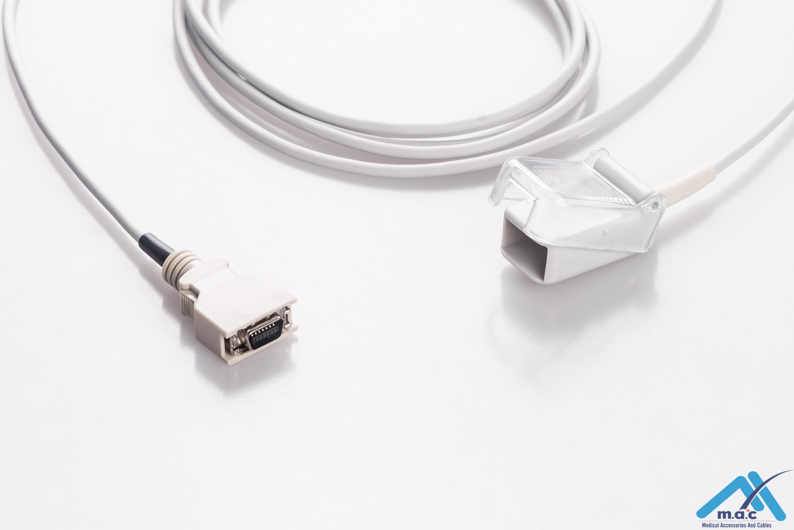 GE Healthcare - Masimo compatibility Interface Cable U7M10M-15R