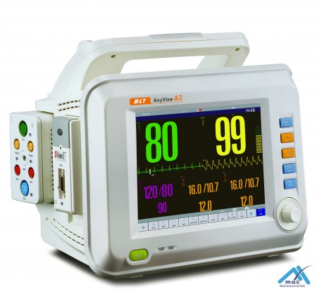 A3 Modular patient monitor