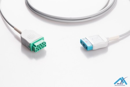 GE Healthcare - Marquette ECG Trunk Cables DM-1386