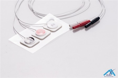 Disposable ECG Lead WiresD3M-60D