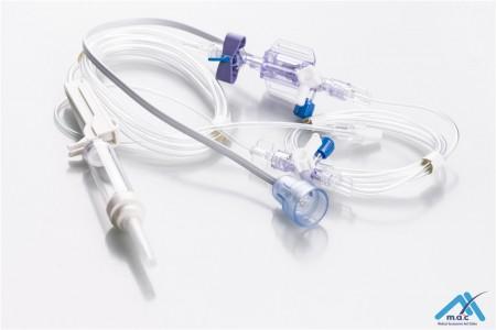 42585-05Medex Abbott Compatible Disposable IBP Transducer