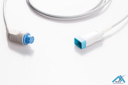 GE Healthcare - Datex - Ohmeda ECG Trunk Cables DXM-2395