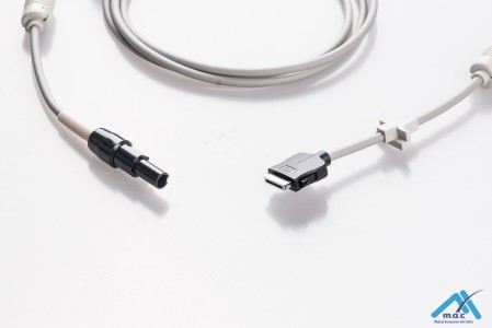 GE Healthcare - Marquette EKG Trunk Cables ECMAM-GE14-S