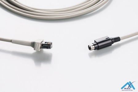GE Healthcare>Marquette EKG Trunk Cables EMMAX1-GE4