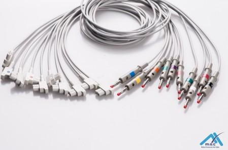 GE Healthcare EKG LeadWires MQMD10-LB