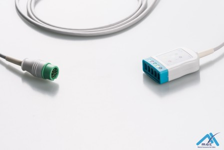 Mindray - Datascope Compatible ECG Trunk Cables MRM-2512-I