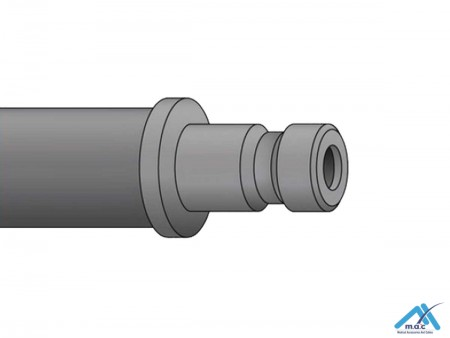 Disposable NIBP Cuffs with BP12 Connector (Soft Fiber)