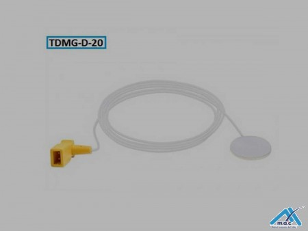 Draeger/Siemens Disposable 400 Series Temperature Probes