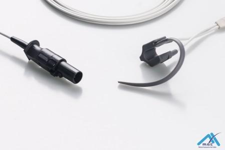 GE Healthcare - Datex - Ohmeda Reusable Spo2 Sensor U3M10-02