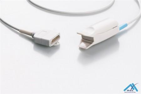 GE Healthcare>Masimo Compatible Reusable SpO2 Sensors U4M03-203