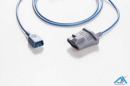 Nihon Kohden Reusable Spo2 Sensor U4M05S-16