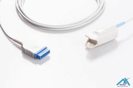 GE Healthcare - Marquette Reusable Spo2 Sensor U4M10-21