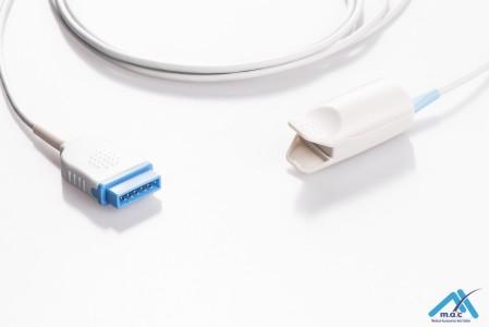GE Healthcare - Masimo Reusable Spo2 Sensor U4M10-21M