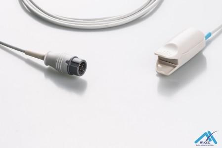 Mindray Reusable Spo2 Sensor U4M10-48P