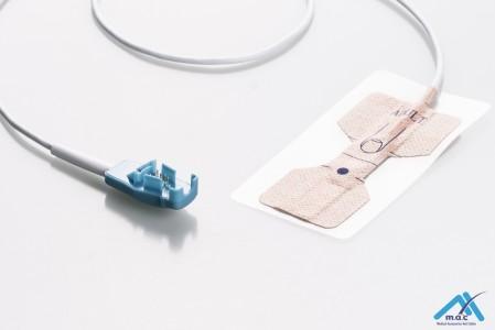 GE Healthcare - Datex - Ohmeda Disposable Spo2 Sensor F5M03-127 U5M03-127