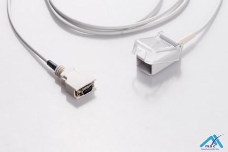GE Healthcare - Masimo compatibility Interface Cable U7M08M-15