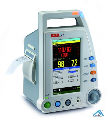 V6 Vital Signs Monitor